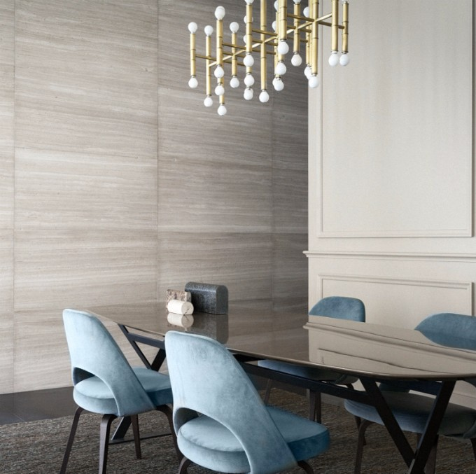 10  Charmante moderne Samtsessel, die Sie lieben werden 10 Charming Velvet Modern Chairs You Will Not Resist 3