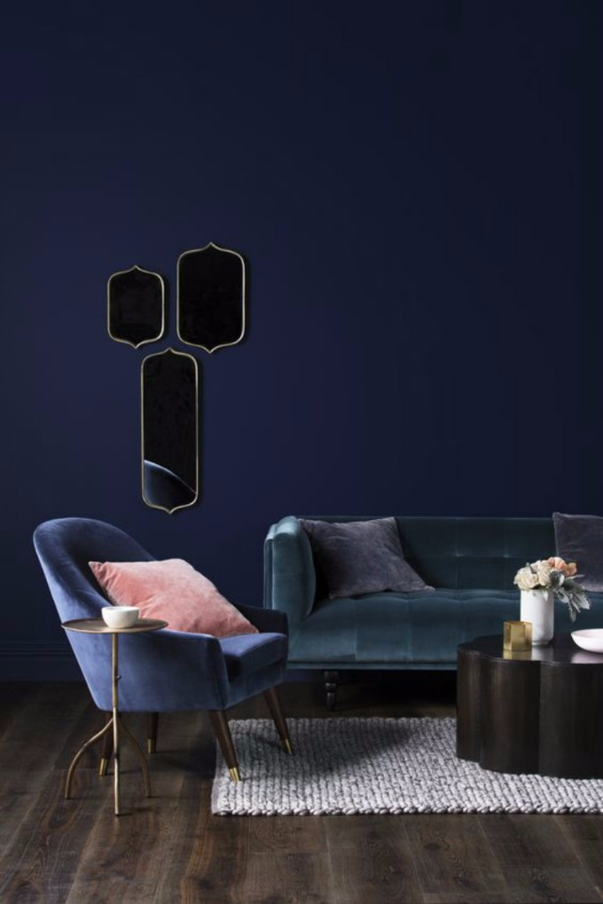 10  Charmante moderne Samtsessel, die Sie lieben werden 10 Charming Velvet Modern Chairs You Will Not Resist 5