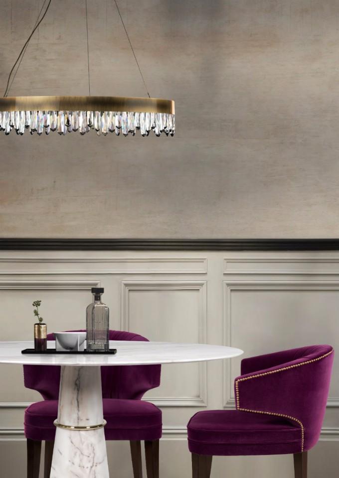 10  Charmante moderne Samtsessel, die Sie lieben werden 10 Charming Velvet Modern Chairs You Will Not Resist 6