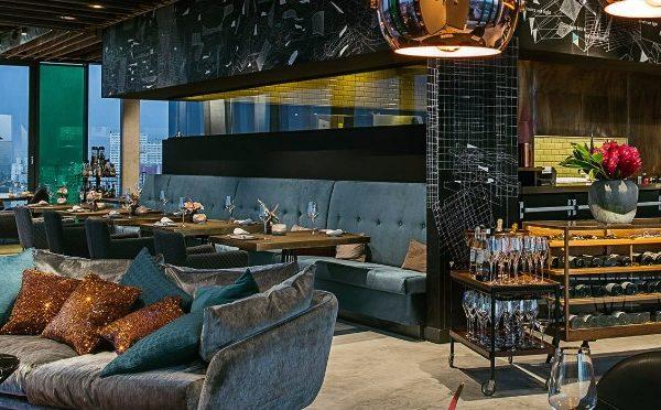 restaurant design 5 Unglaubliche Restaurant Design Projekte skykitchen restaurant berlin interior view 5 600x372