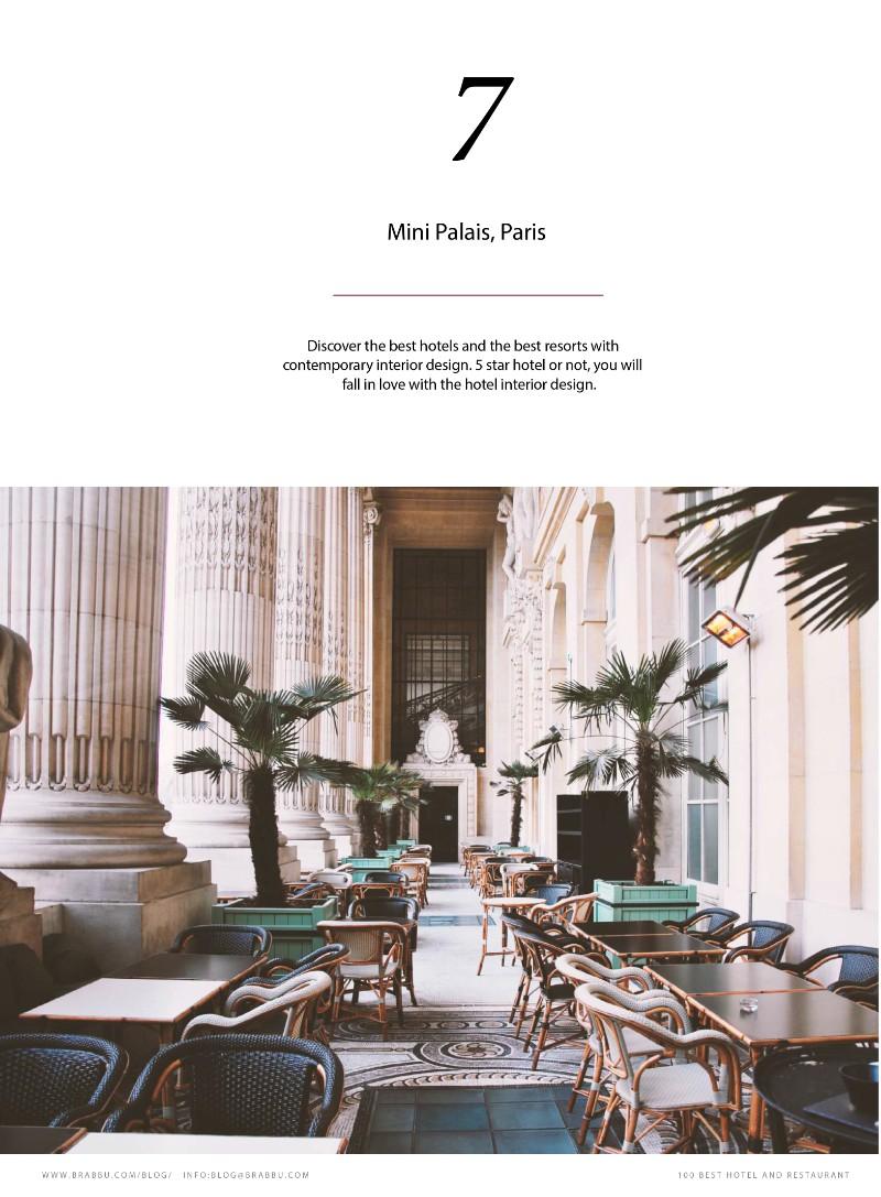 hotels und restaurants Best 100 Hotels und Restaurants from BB Contract ebook 100 best hotel and restaurant bb contract 10