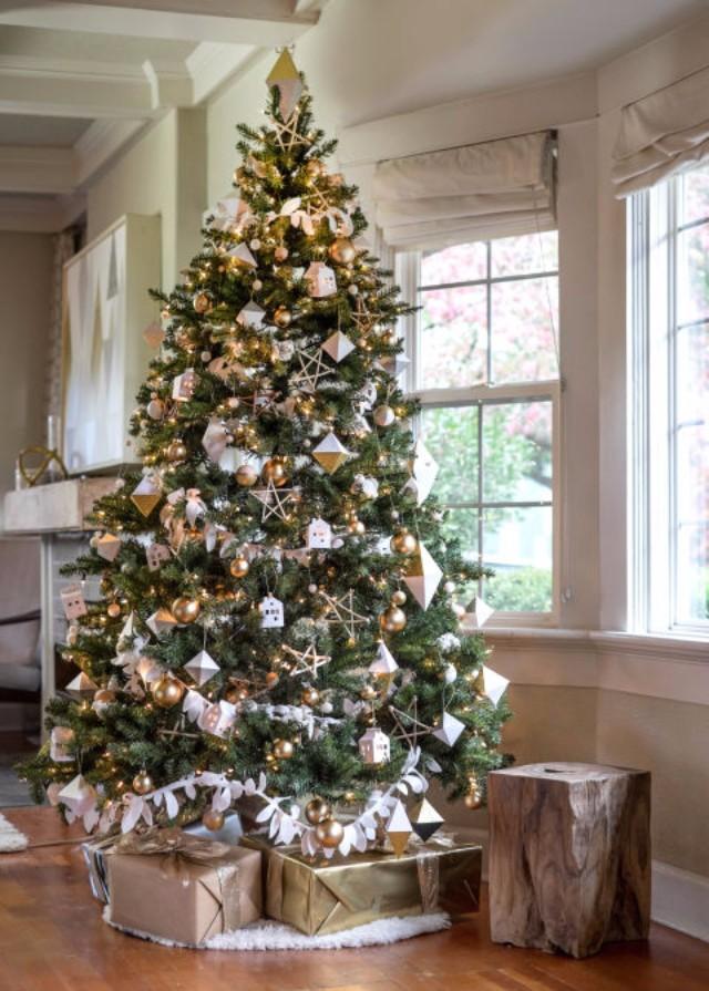 weihnachten inneneinrichtungsideen Weihnachten Inneneinrichtungsideen endlich hier 15 Wonderful Christmas Decoration Ideas That Will Impress Your Guests 9 1