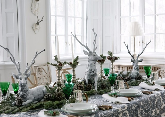 weihnachten inneneinrichtungsideen Weihnachten Inneneinrichtungsideen endlich hier 20 Wonderful Christmas Decoration Ideas That Will Impress Your Guests 11 1