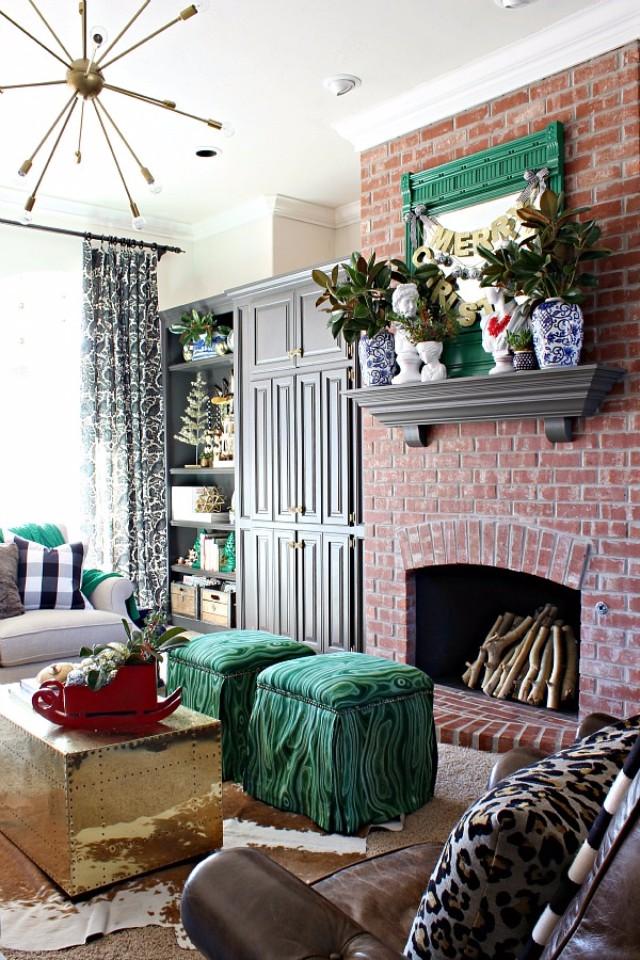 weihnachten inneneinrichtungsideen Weihnachten Inneneinrichtungsideen endlich hier 20 Wonderful Christmas Decoration Ideas That Will Impress Your Guests 12 1