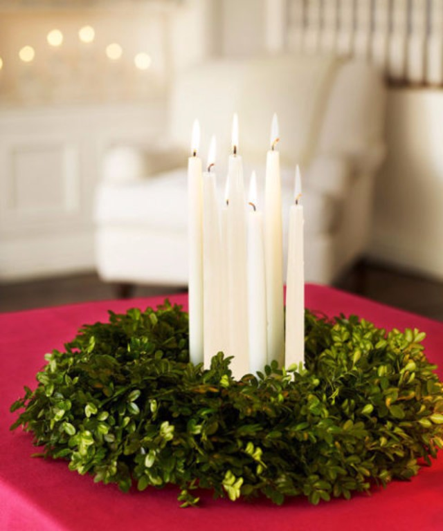 weihnachten inneneinrichtungsideen Weihnachten Inneneinrichtungsideen endlich hier 20 Wonderful Christmas Decoration Ideas That Will Impress Your Guests 14 1