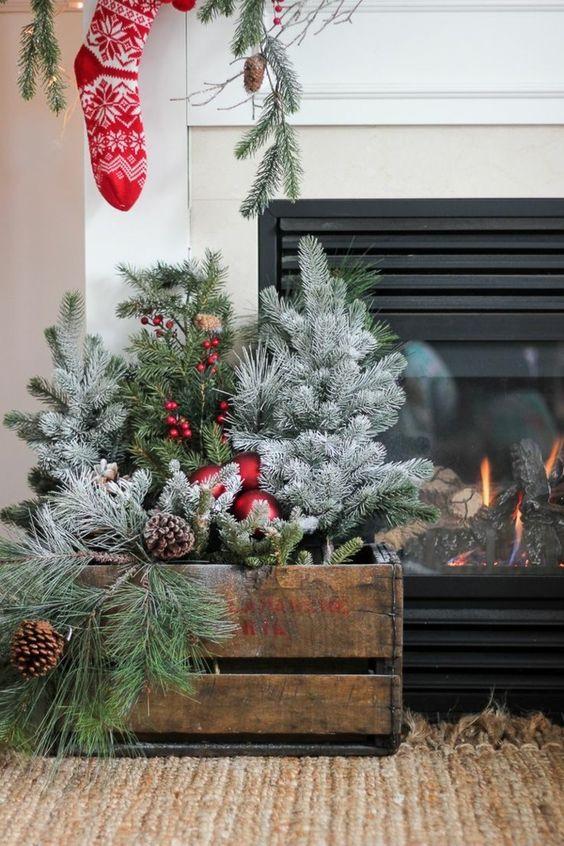 weihnachten inneneinrichtungsideen Unglaubliche Weihnachten Inneneinrichtungsideen 5a7354a24da95671808a2db57058ec86