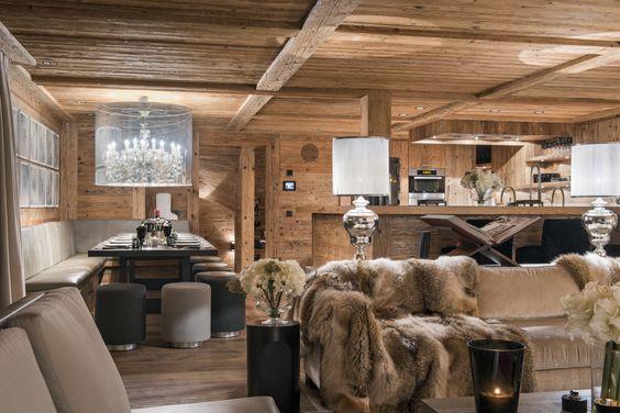 winter chalets Erstaunliche Winter Chalets Dekor Für diese Winter 9f4fd490bd07a085906232a490617499