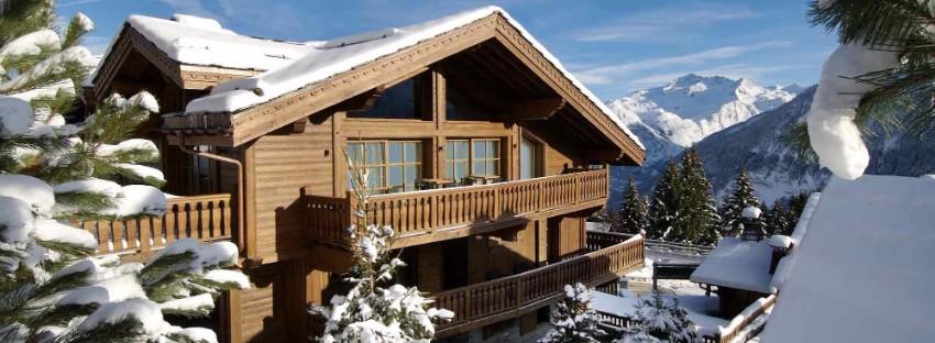 winter chalets Erstaunliche Winter Chalets Für diese Saison Chalet Le Blanchot