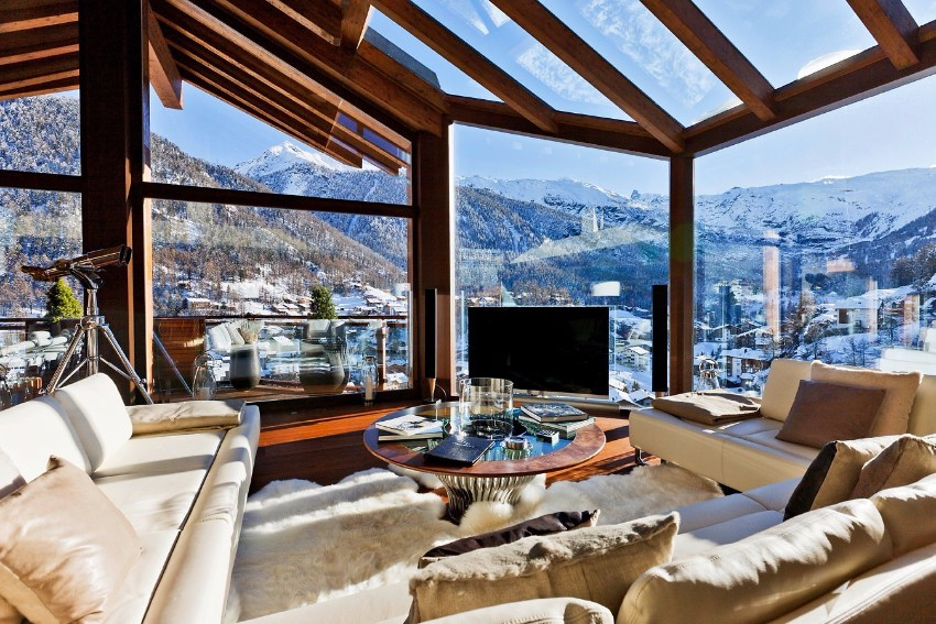 winter chalets Erstaunliche Winter Chalets Für diese Saison Das 5 Sterne Boutique Chalet Zermatt