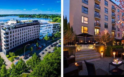 Top 5 erstaunlichste innenarchitektur tendenzen f r 2018 for Top design hotels hamburg