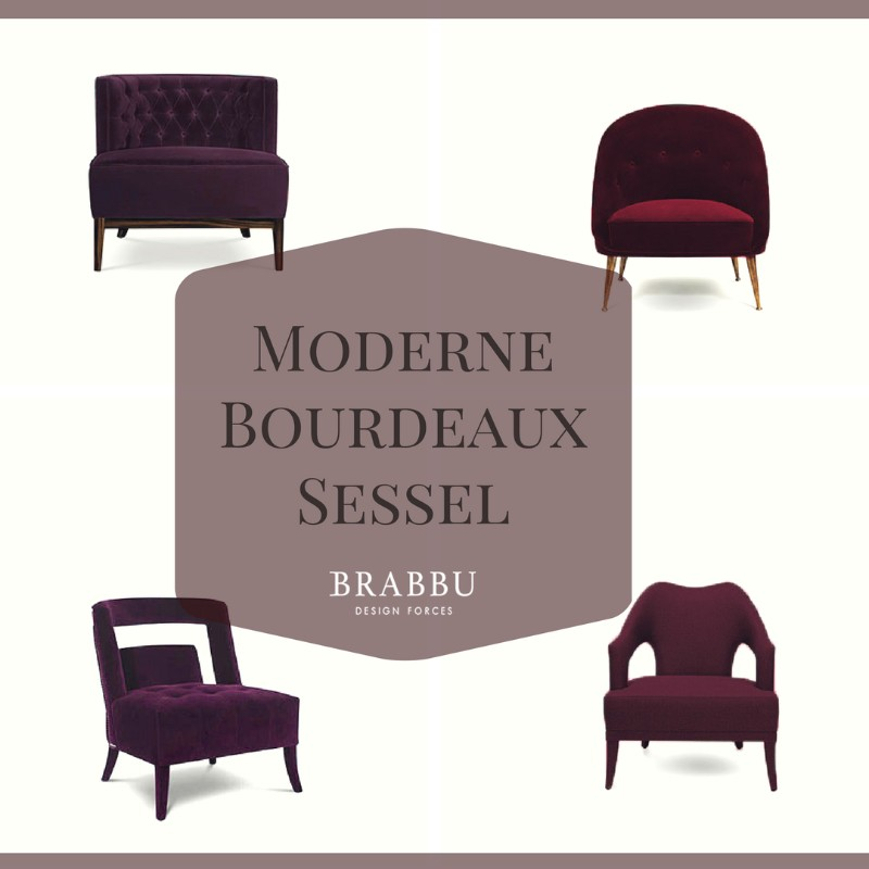 Top 5 Bordeaux moderne Sessel Ideen Seafood for a good mood