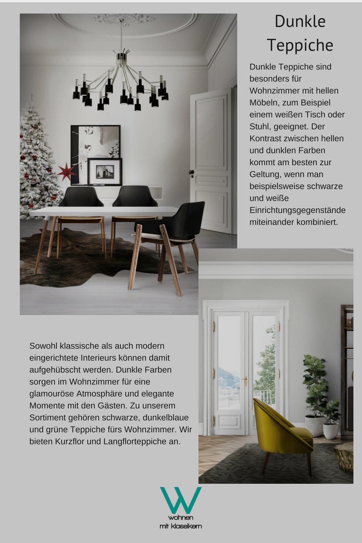 Moderne Wohnideen im Dunkel – Wohnen mit Klassikern