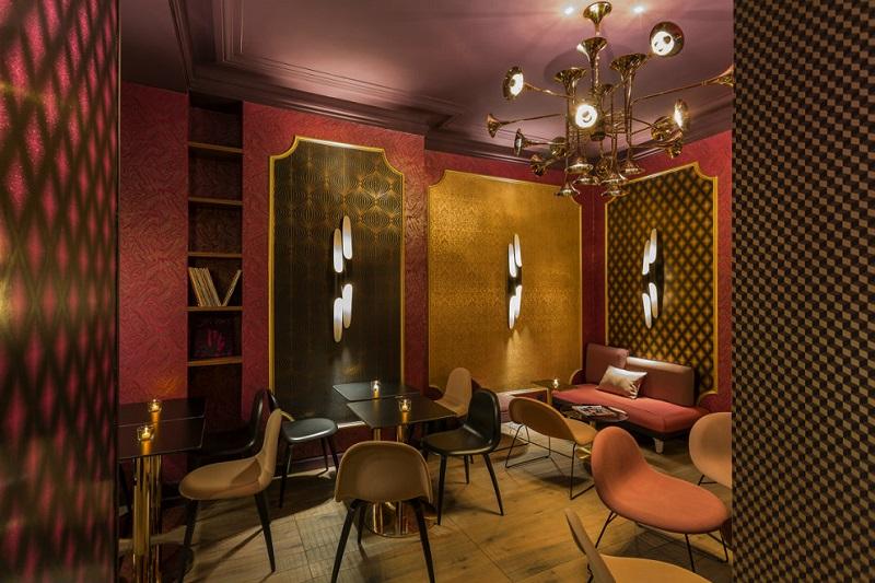 handgefertigte stücke Handgefertigte Stücke: Die Zükunft der hochwertige Möbel IMM 2018 Treffen Sie die Mid Century Lampen von DelightFULL 6