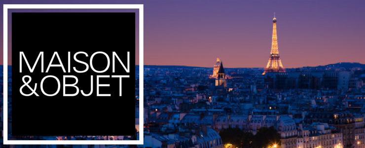 Maison et Objet 2018_ Konferenz-Programm!
