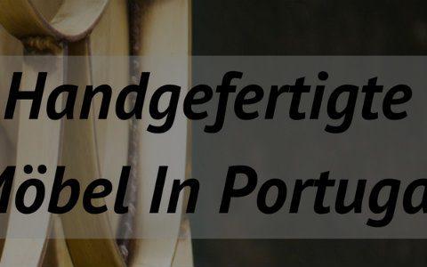 handgefertigte möbel Handgefertigte Möbel In Portugal E-Buch capa 480x300