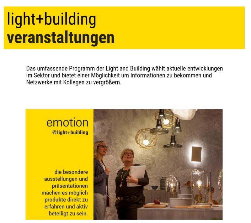 light and building 2018 Infographic Light and Building 2018 lightbuild alema  o pdf2