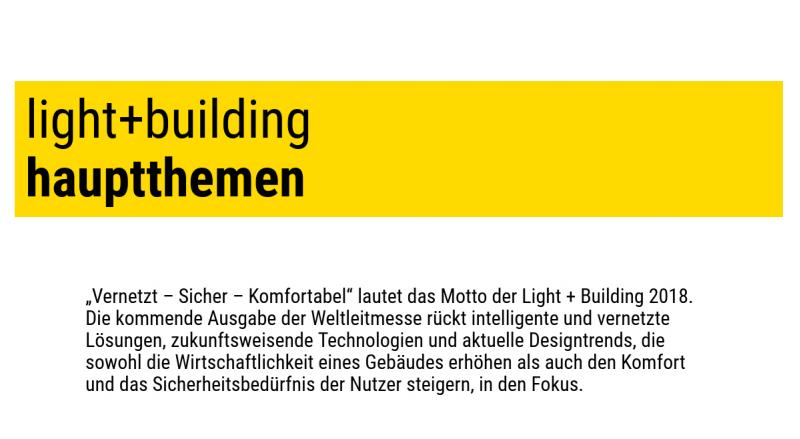 light and building 2018 Infographic Light and Building 2018 lightbuild alema  o pdf6