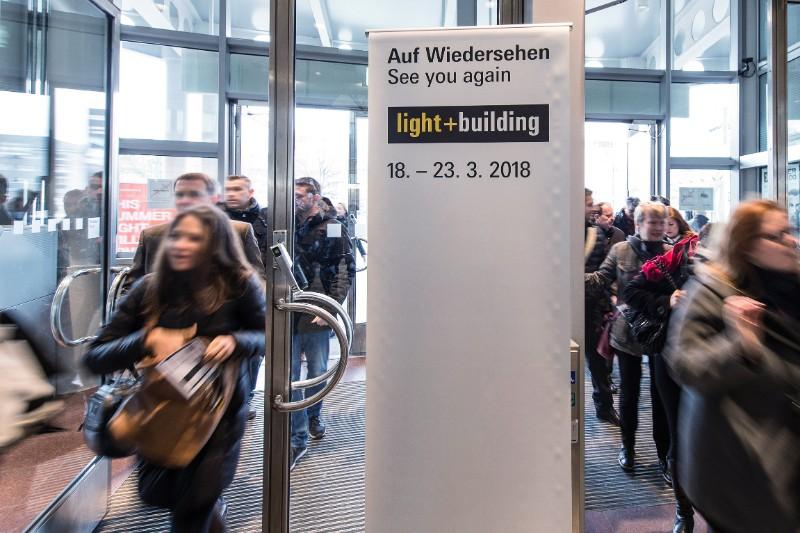 light + building Was sich am die 2018 Light + Building Ausgabe zu erinnern oeffnungszeiten
