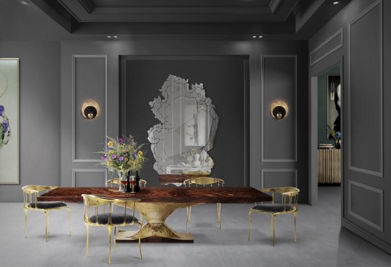 #esszimmer Modernes Wohndesign Shop The Look #Esszimmer Shop the look Esszimmer 1