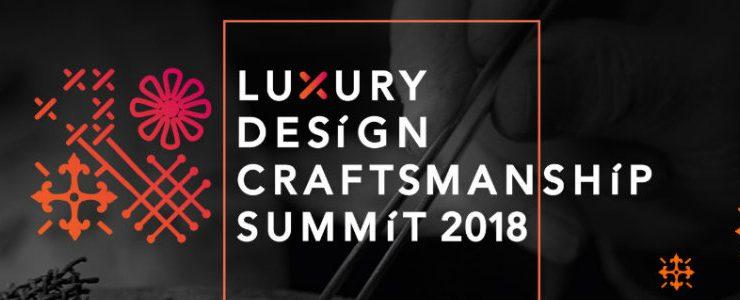 Das Luxus-Design & Handwerks-Summit 2018 22 740x300