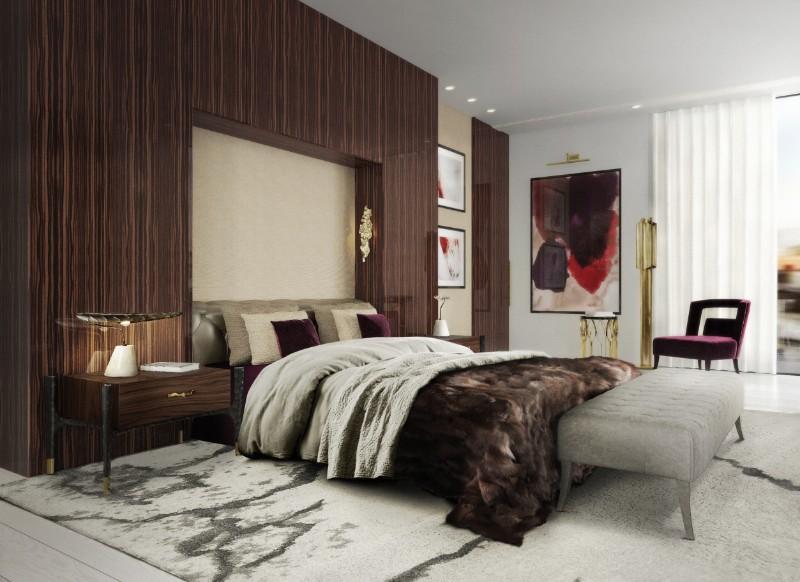 modernes design Modernes Design für perfekte Sommer Chalets BB Bedroom 5