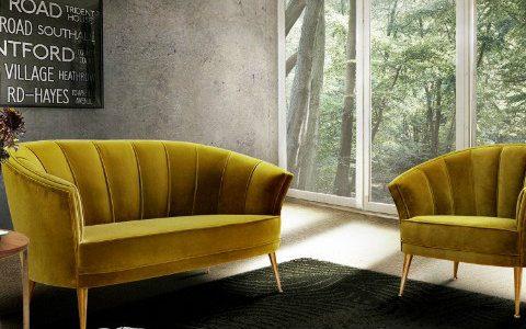 Modernes Design Für Perfekte Sommer Wohnzimmer
