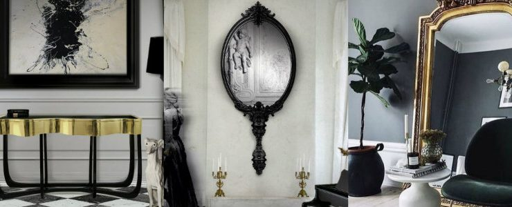 innenarchitektur projekte Unglaubliche Sommer-Eingangshalle Innenarchitektur Projekte collage 740x300