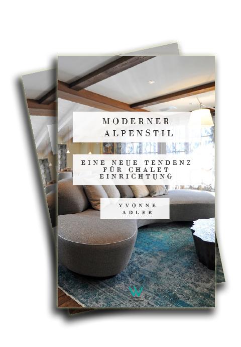 Moderner Alpenstil: Ein neuer Trend für Chalet Einrichtung capa 33
