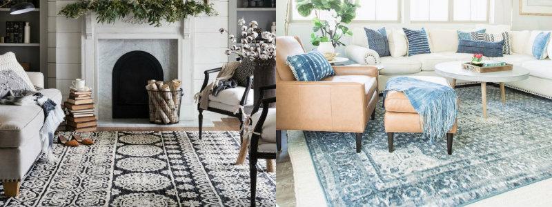 Moderne Teppiche Für Ein Außergewöhnliches Design U2013 Wohnen Mit Klassikern
