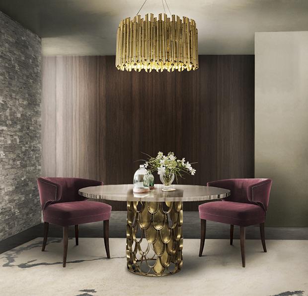 Unglaubliche moderne Sessel für 2019 Sommer und Winter BB Dining Room 2
