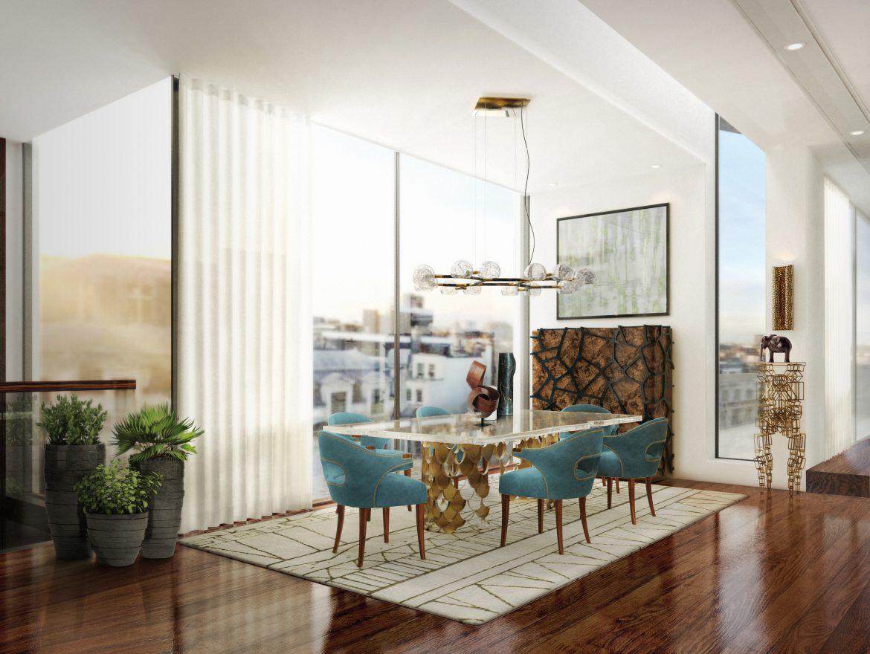 Unglaubliche moderne Sessel für 2019 Sommer und Winter BB Dining Room 6