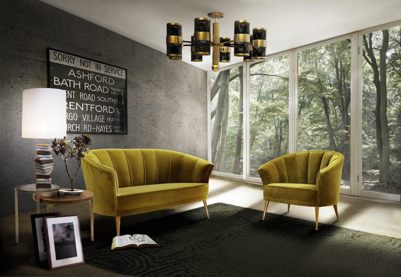 Unglaubliche moderne Sessel für 2019 Sommer und Winter BB Living Room 6
