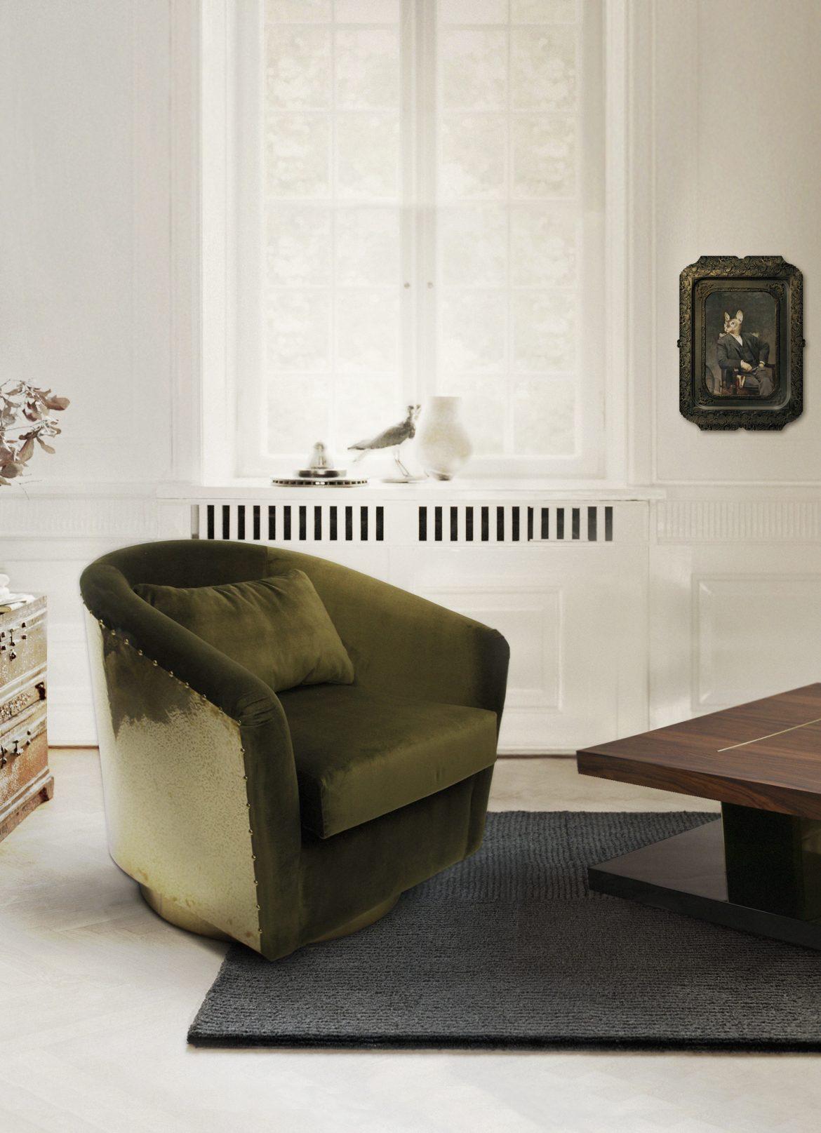 Unglaubliche moderne Sessel für 2019 Sommer und Winter BB Living Room 8