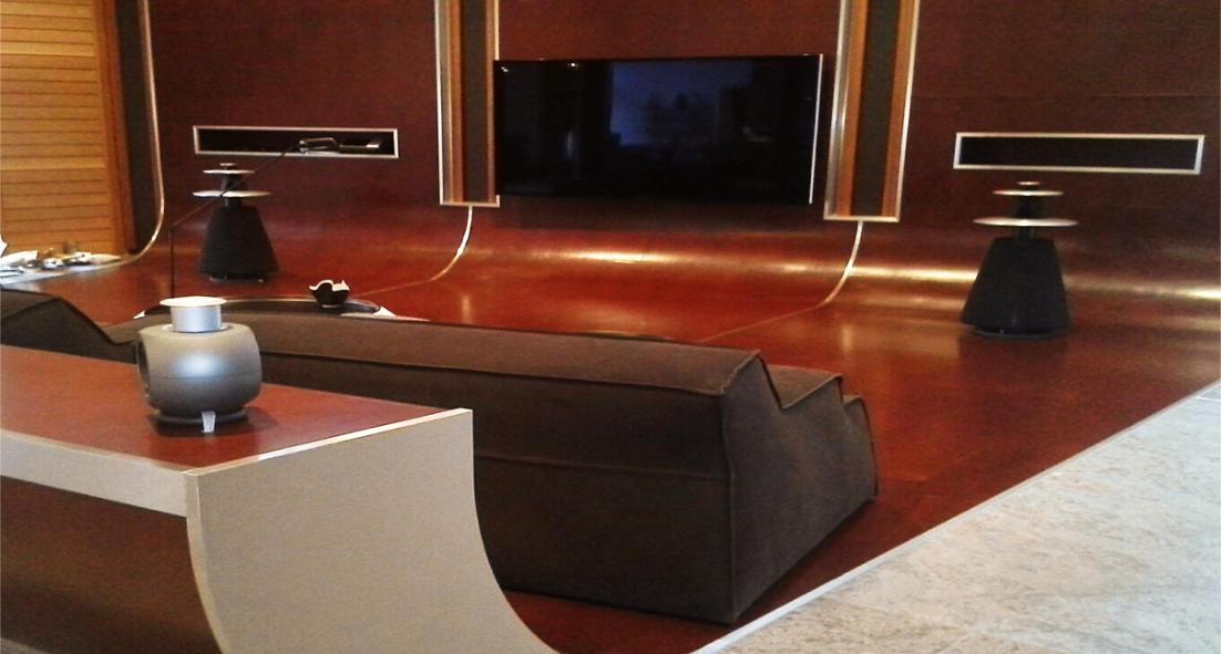 Luxury Yacht Interior – Leidenschaft zum Detail 28683