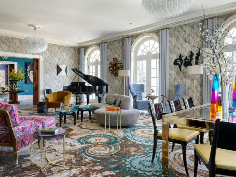 Künstlerisches Projekt von Ananiev Interiors mit BRABBU künstlerisches projekt Künstlerisches Projekt von Ananiev Interiors mit BRABBU Green2330