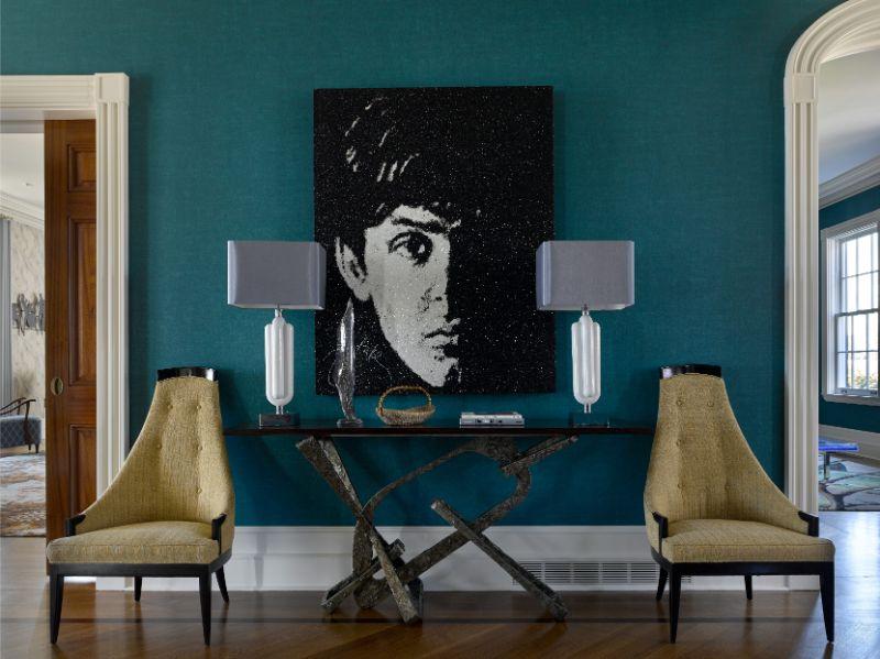 Künstlerisches Projekt von Ananiev Interiors mit BRABBU künstlerisches projekt Künstlerisches Projekt von Ananiev Interiors mit BRABBU Green2370