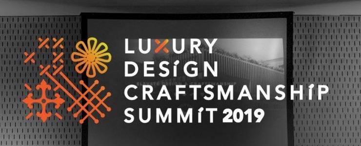 Die zweite Ausgabe des Luxury Design & Craftsmanship Summit steht vor der Tür! Untitled 1 740x300  Home Untitled 1 740x300
