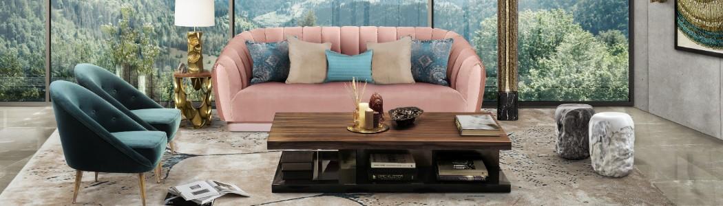 Samt, Holz und Messing. Die perfekte Designmaterial Kombination ambiente brabbu revista 2 layers HRless 1