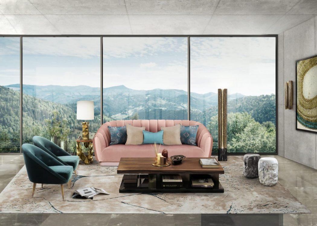 Samt, Holz und Messing. Die perfekte Designmaterial Kombination ambiente brabbu revista 2 layers HRless e1557768554379