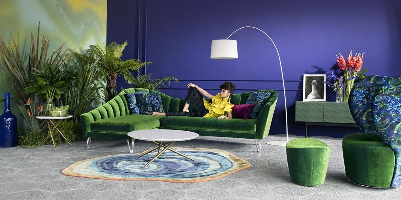 Die besten modernen Sofas für einen modernen alpinen Stil Bretz La Collina Ecksofa Headline