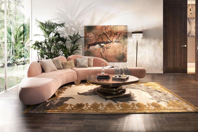 Die besten modernen Sofas für einen modernen alpinen Stil  Die besten modernen Sofas für einen modernen alpinen Stil Living Room 1